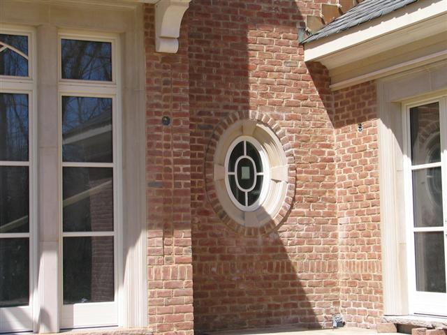 elliptical window small