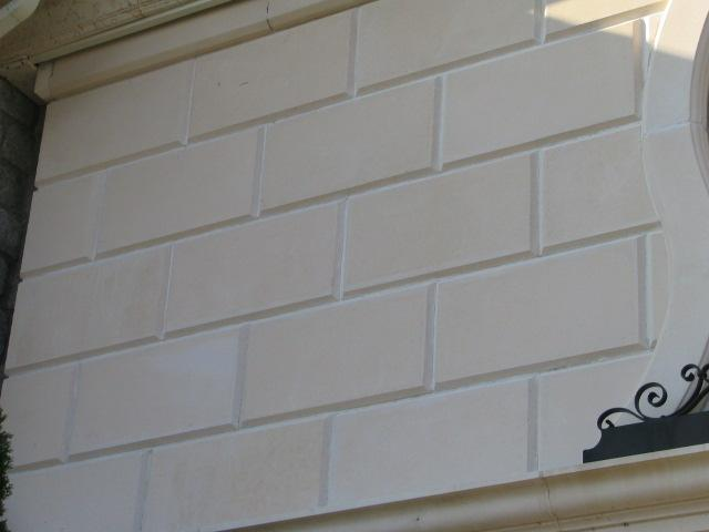 precast stone face veneer