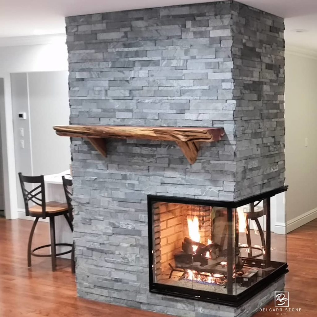 North Castle Fireplace