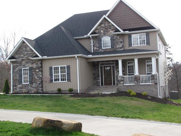 masonry home design