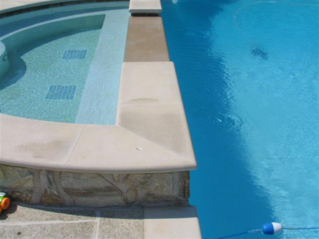 custom spa