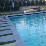 hampton pool style