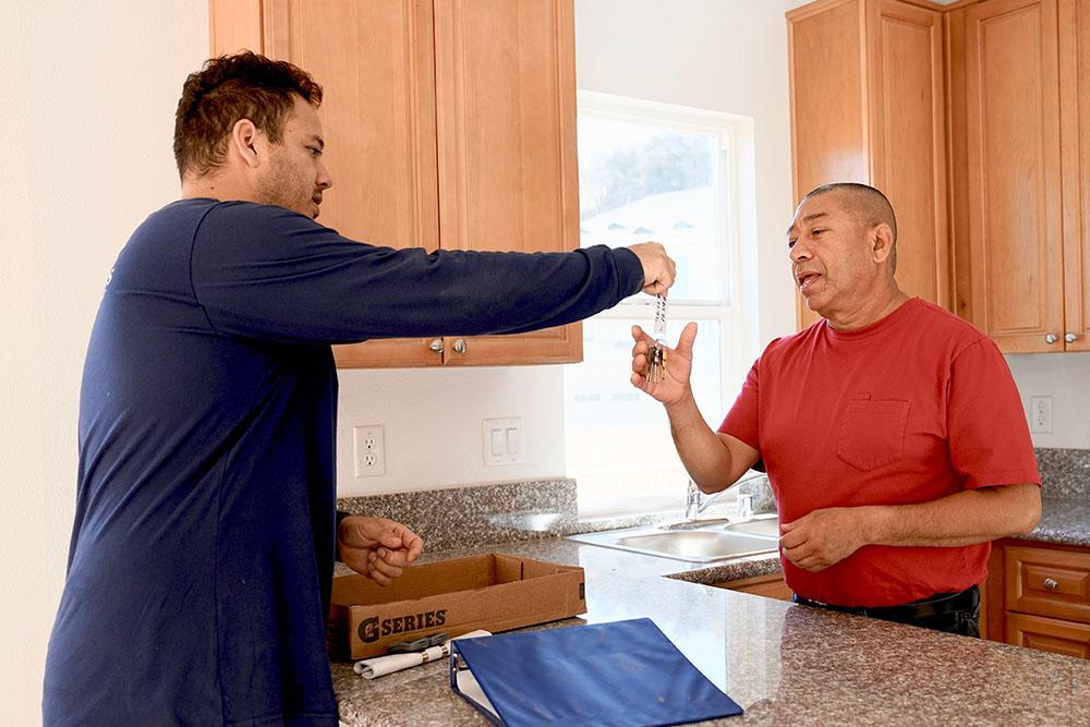 Veteran Homeowners