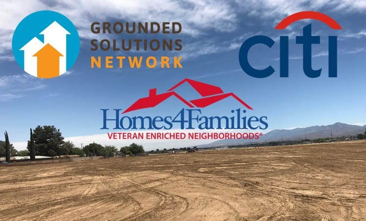 Citi Community Development & Grounded Solutions Network Announce Recipients of Accelerator Fund to Boost Lasting Affordability for Lower Income Homeowners