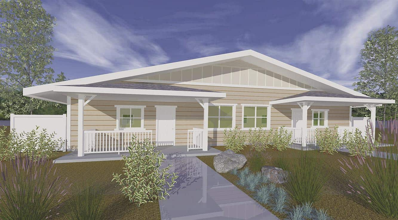 Program lets veterans get their own homes