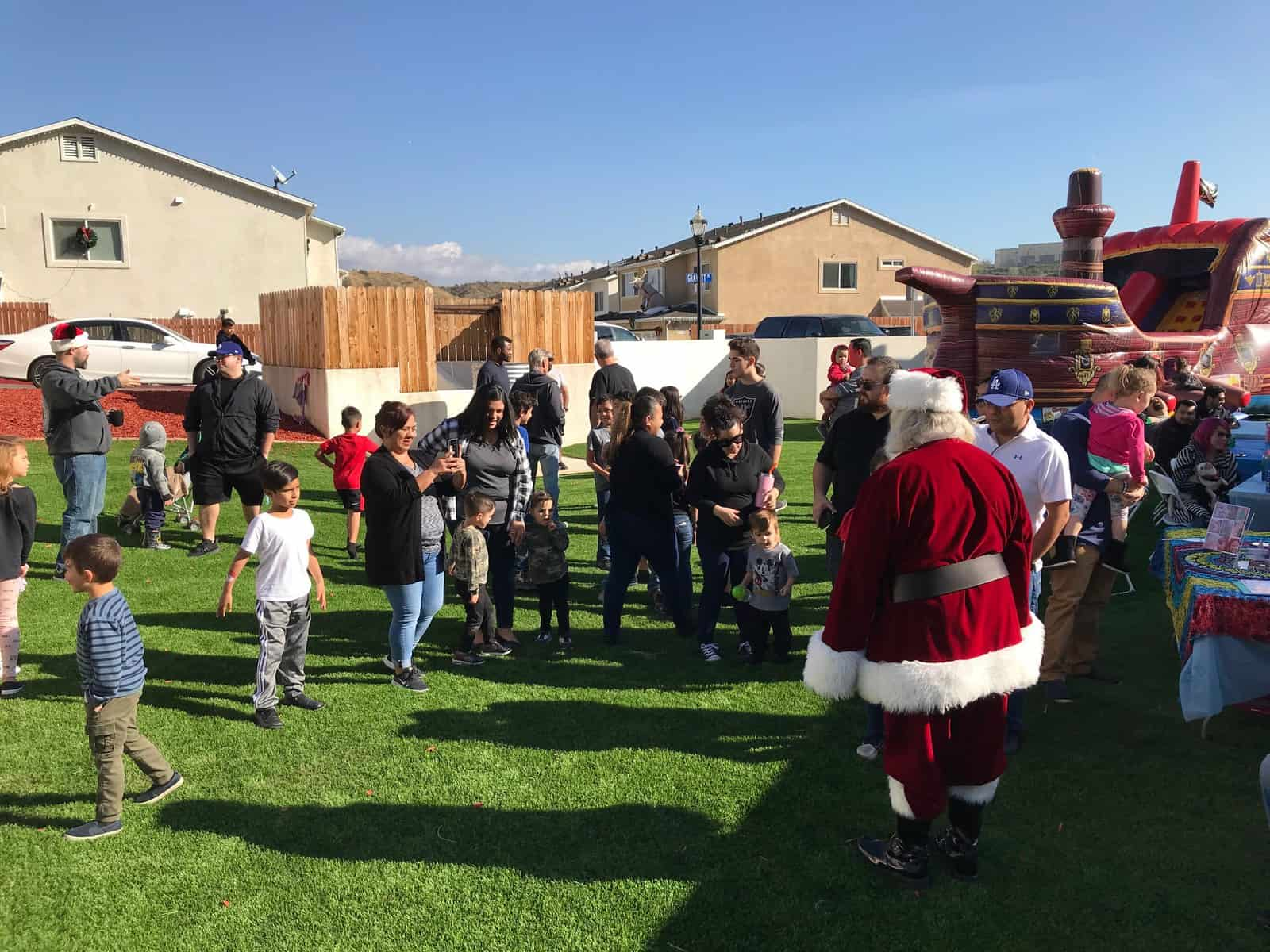 Homes 4 Families 2019 Holiday Party