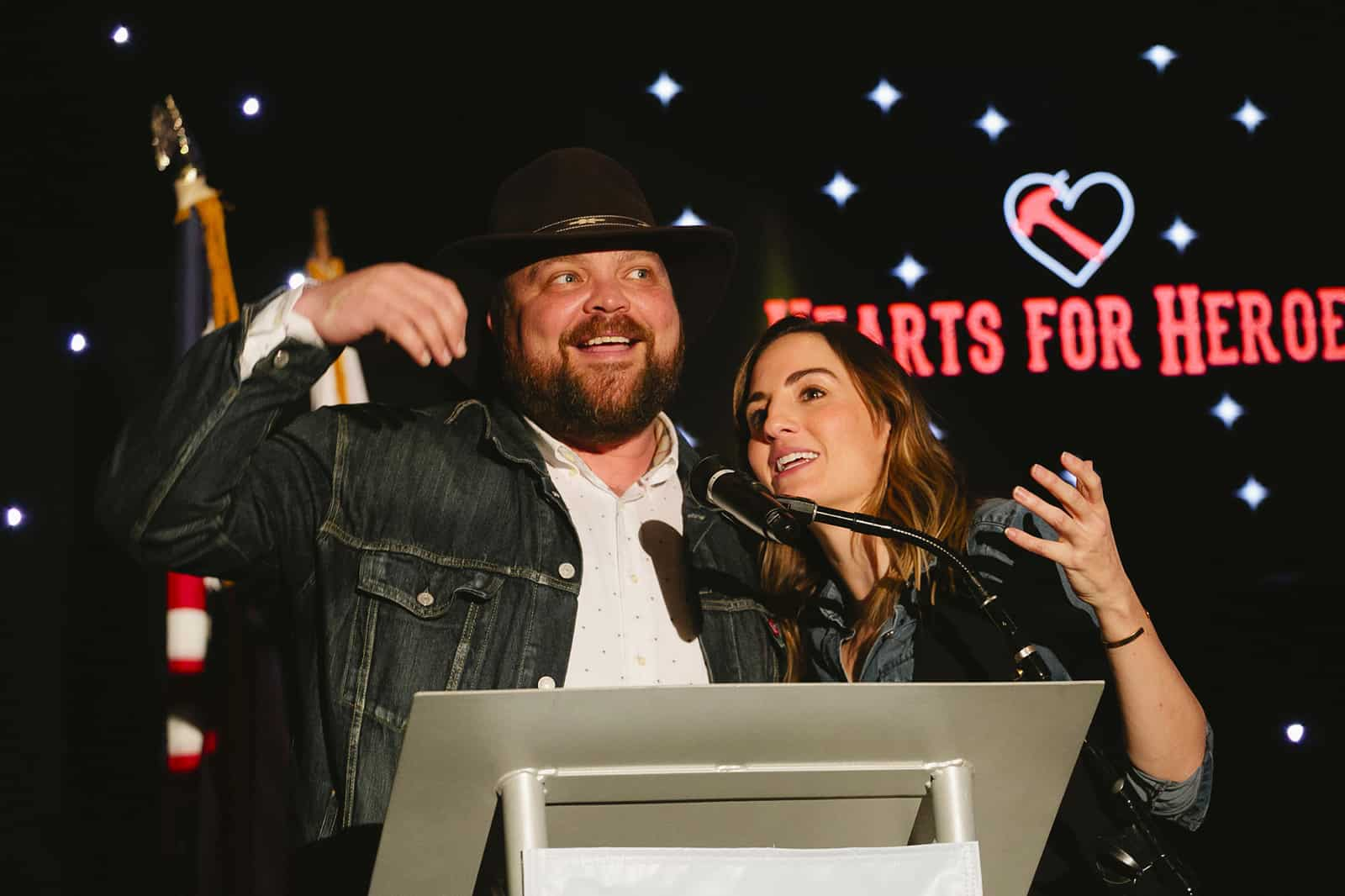 Hearts For Heroes Builder's Ball 2020