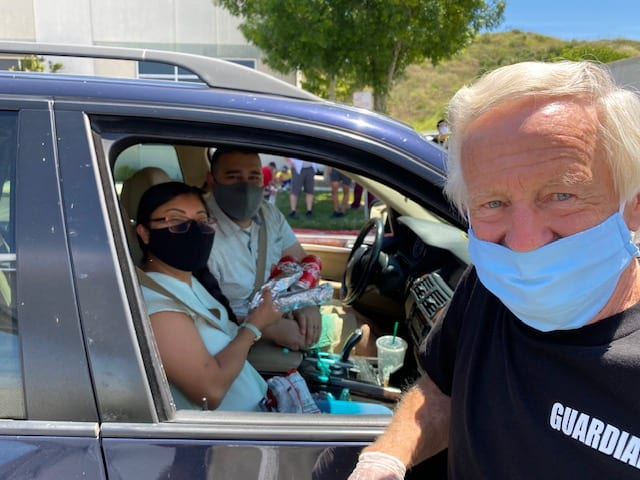 Veterans Appreciation Drive Through Lunch & Groceries For Veterans