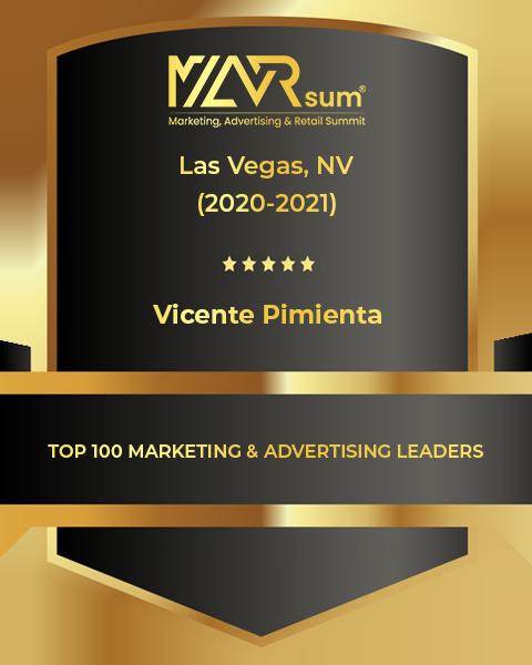 100 Top Llíderes en marketing y publicidad