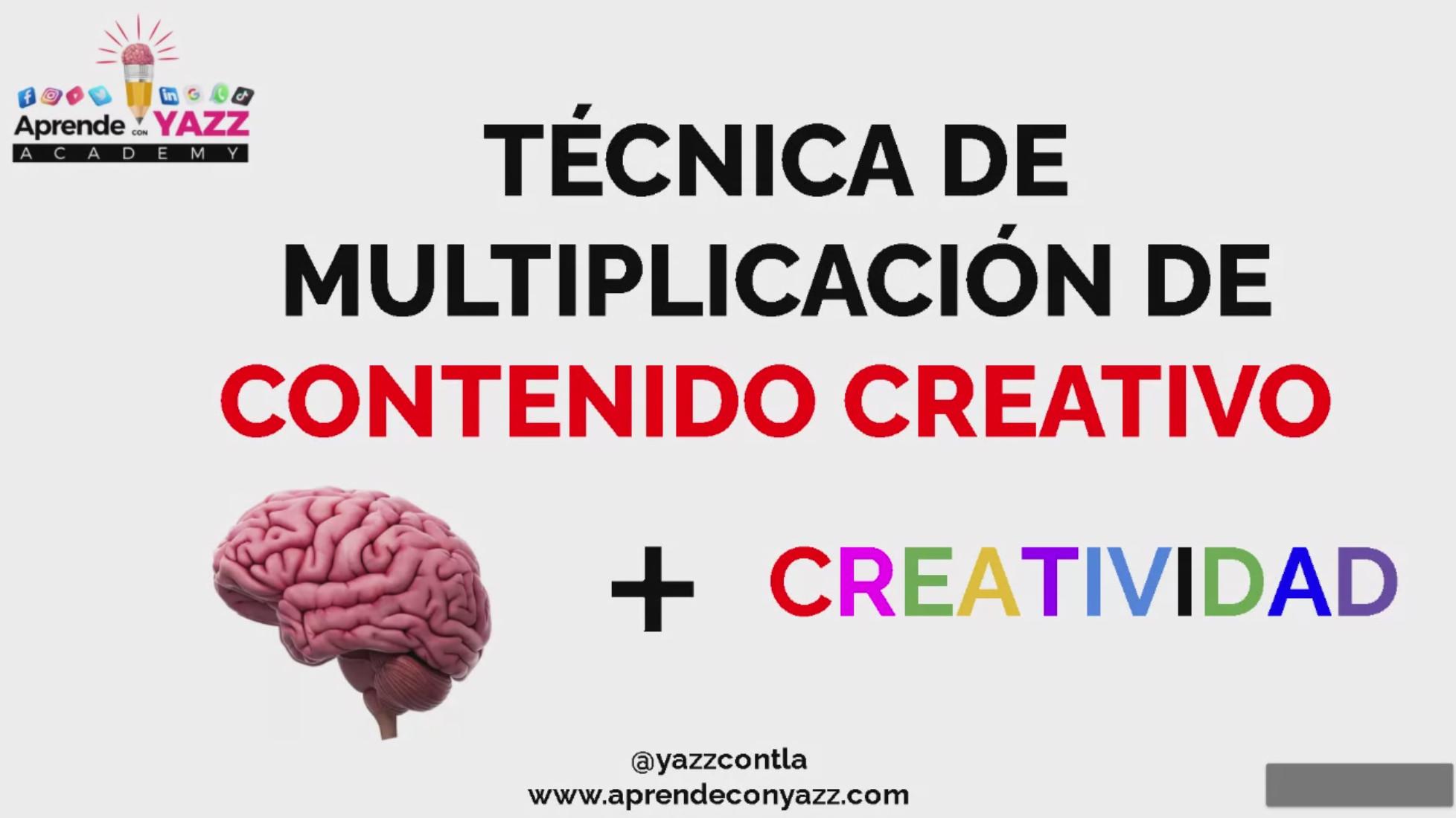 Multiplicar contenido de manera inteligente