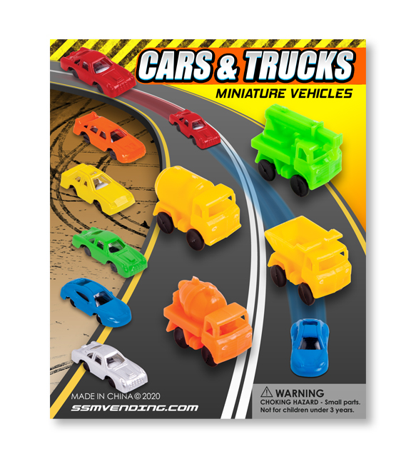 NEW! Cars and Truck