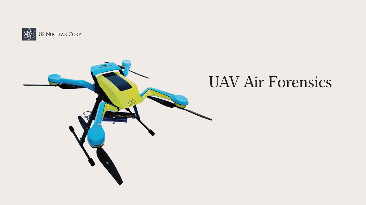 UAV Air Forensics