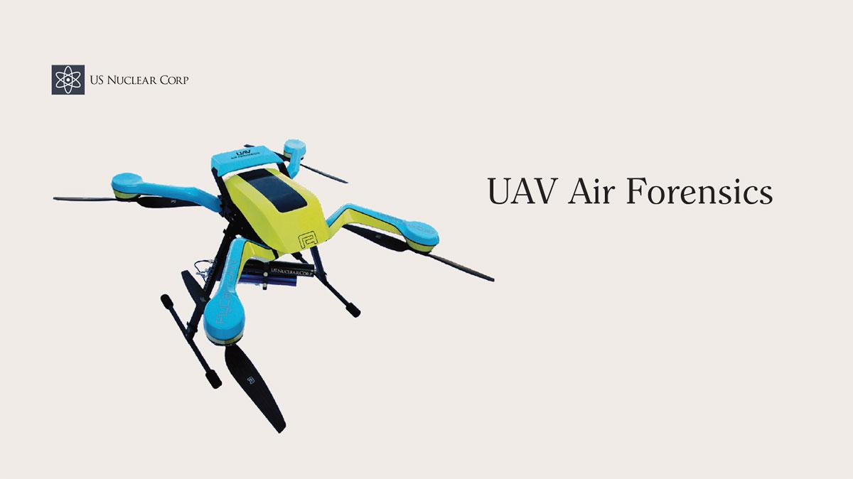 UAV Air Forensics