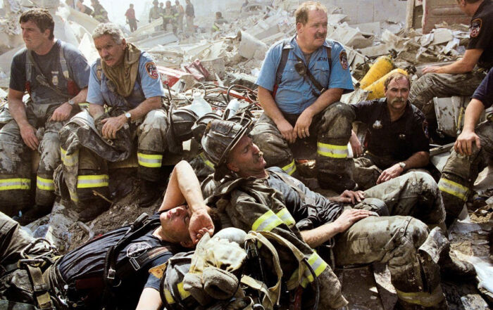 Police and Fire on 9/11