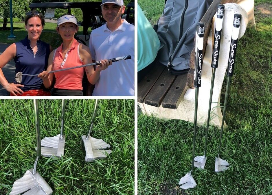 Amplify Additive featured as Golf Gift Sponsor for Junior Achievement of Maine