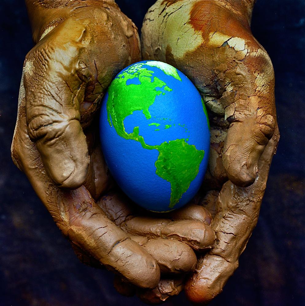 Fragile Earth © Sanchez Arias Photography