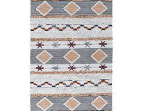 Moroccan Fotruna Kilim Shag Multi