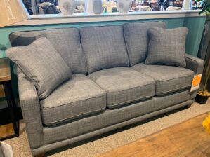 Kennedy Sofa Becker Grey
