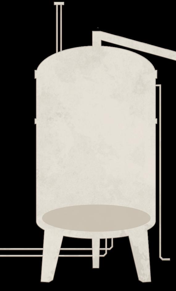 Distillation chamber