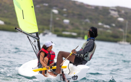 150 Women Experience Sailing for the first time at the National Sailing Academy