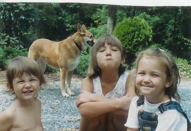 Willy, Marijke & Natalie
