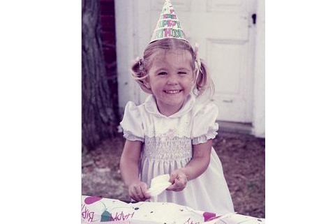Marijke's 2nd birthday