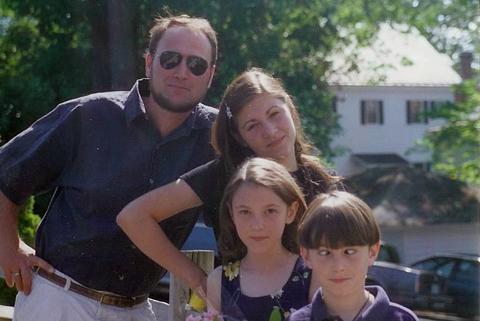 Billy, Marijke, Natalie & Willy