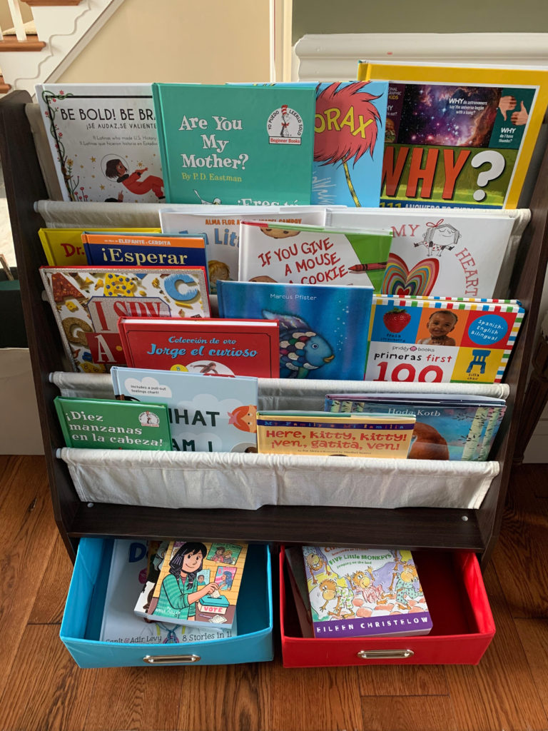 Marijke was a avid reader. Books were always therapeutic for her and she loved where books could take her. Being a childhood Montessori teacher, Marijke's Place would not be complete without books for the children. In Honor of Her created this space for those children
