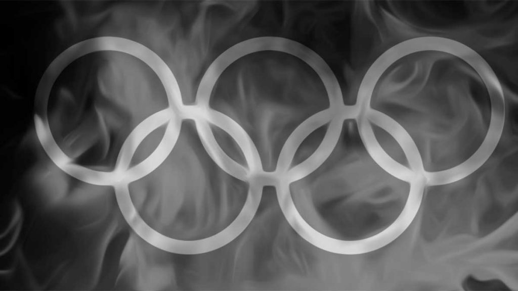 Fire at the Olympic Games