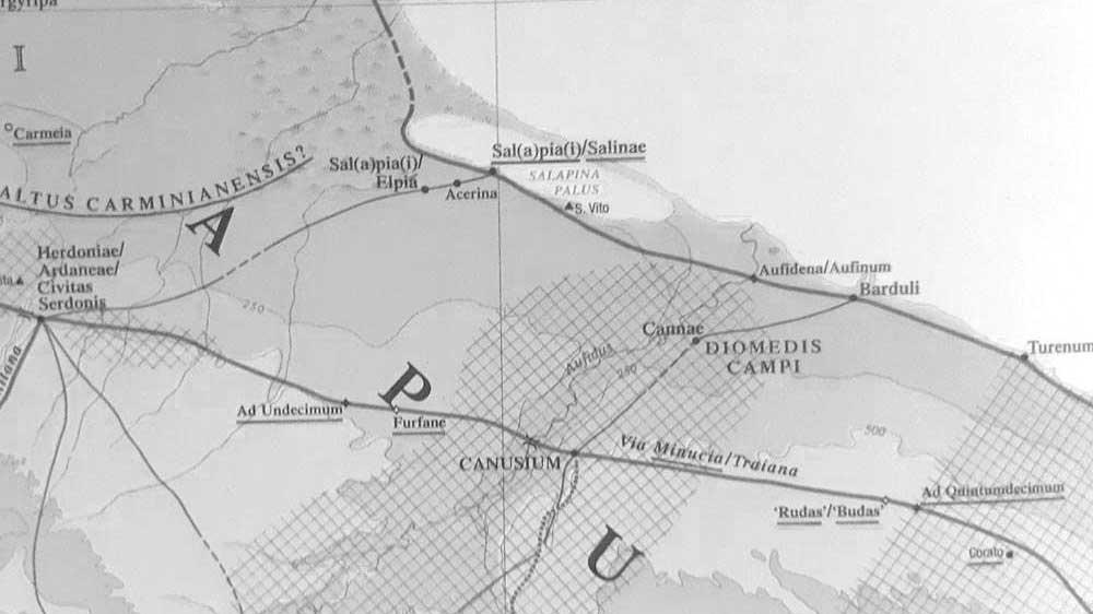 Location of Salpia