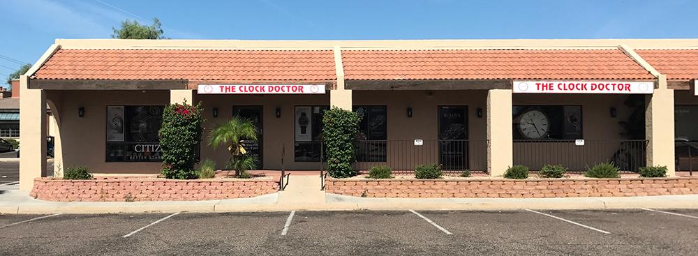 The Clock Doctor in Scottsdale, AZ