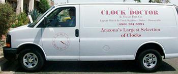 Mobile Clock Repair