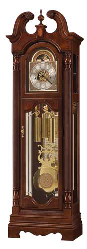 Beckett Grandfather Clock by Howard Miller