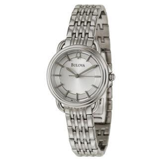 Bulova Womens Dress Watch 96L171