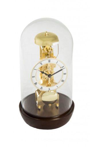Hermle BRONX Walnut Mantel Clock 23018-030791