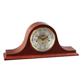 Hermle LAUREL Cherry Mantel Clock 21134-N90340