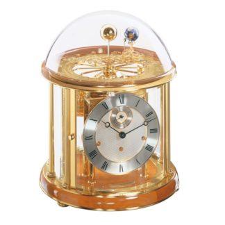 Hermle TELLURIUM I Cherry Mantel Clock 22805-160352