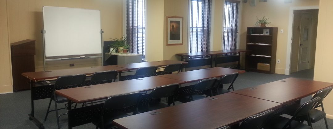 Training Classroom Vineland Office