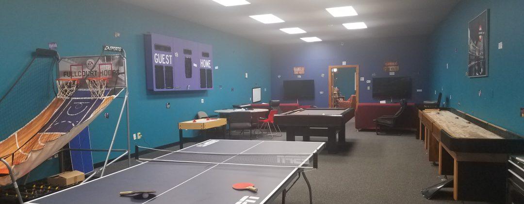 Burlington Game Room