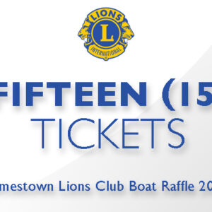 Fifteen Tickets