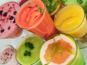 Boost your nutrition with healthy smoothies!