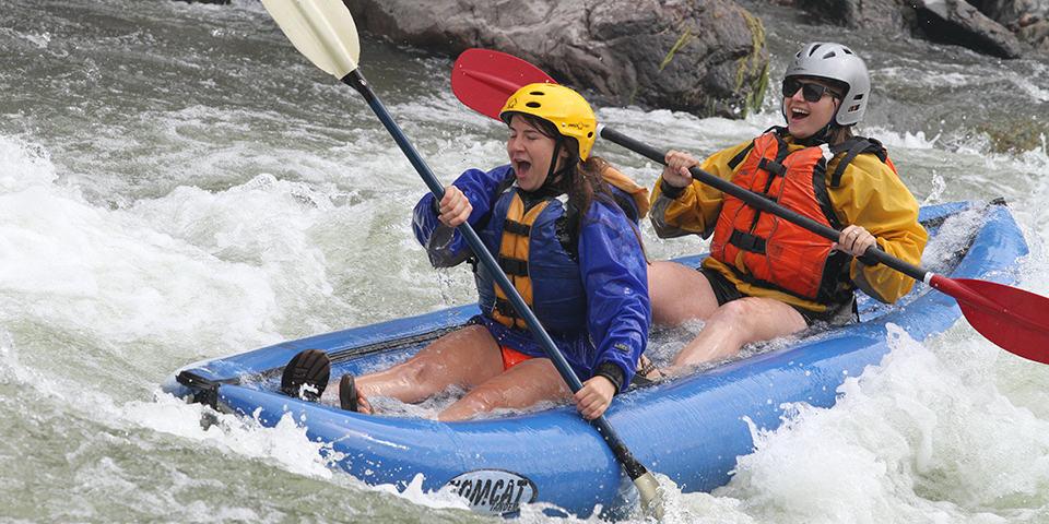 Missoula kayaking trips