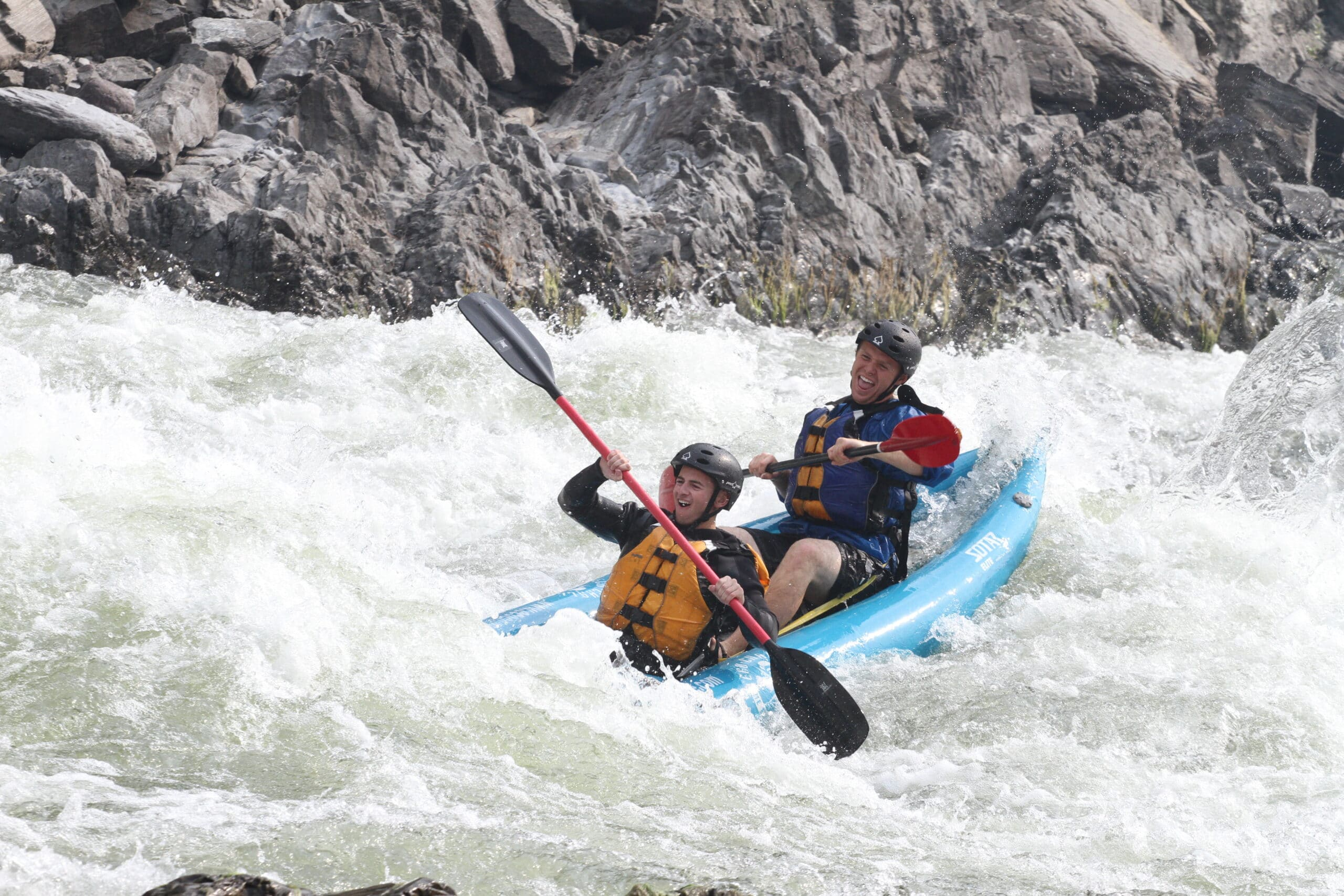 Missoula Kayaking