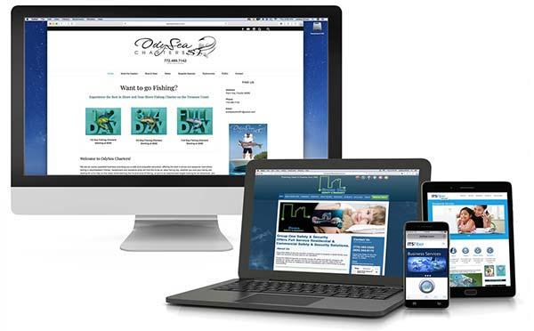 Driven Services - Web Design