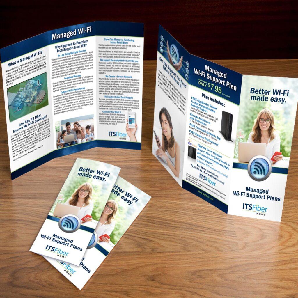 Brochures - ITS Fiber Better Wi-Fi