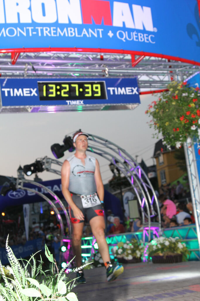 Arthur Dembro Mt Tremblant 2016 Finish