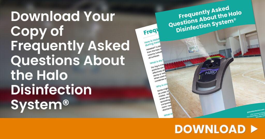 Download Your Copy of Frequently Asked Questions About the Halo Disinfection System