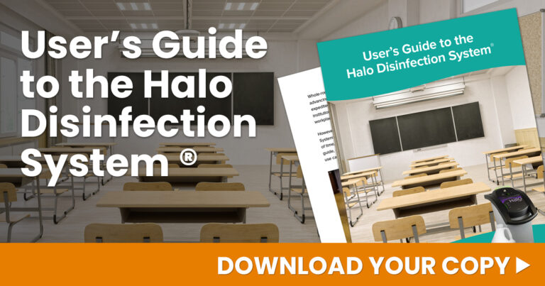 User's Guide to the Halo Disinfection System