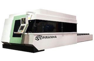 Piranha Fiber Laser Cutter