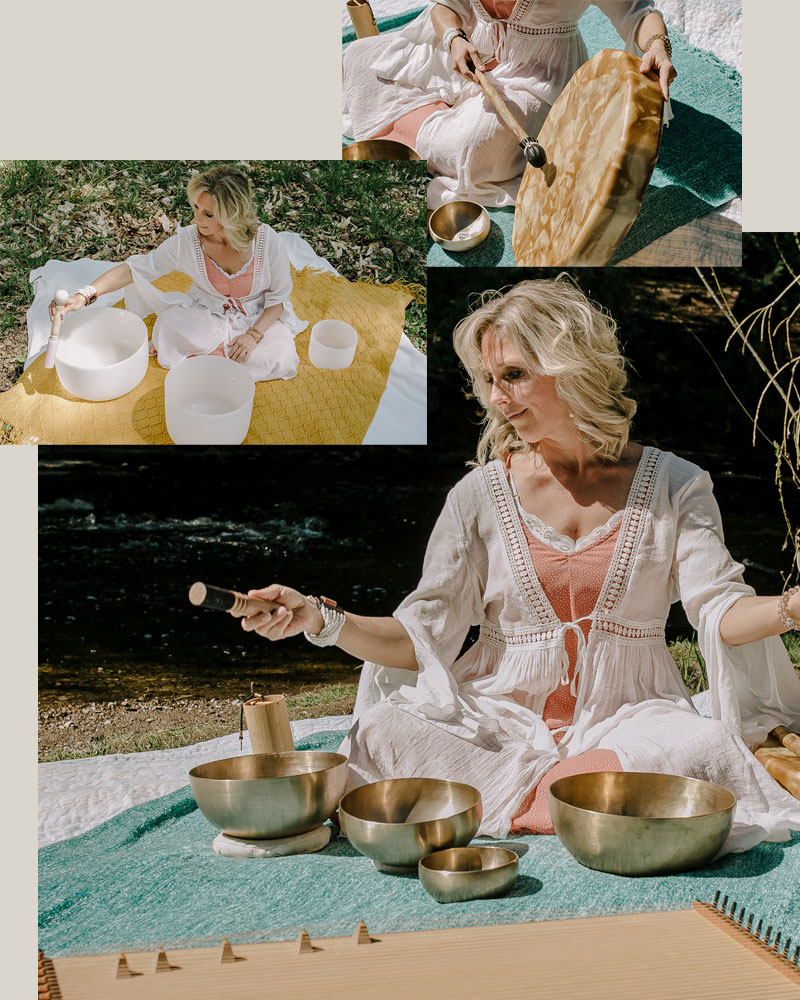 Private, Couple or Group Signature Sound Healing Journeys